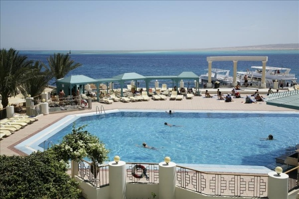 Sunrise Holidays Resort ***** Hurghadai üdülés (8 nap)