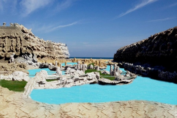 Caves Beach Resort ***** Hurghadai üdülés (15 nap)