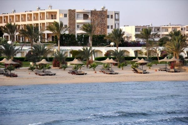 Royal Brayka Beach Resort ***** Hurghadai üdülés (8 nap)