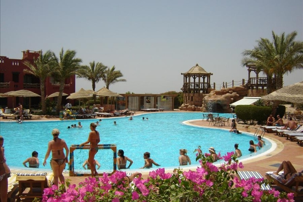 Charmillion Sea Life Resort (ex.Sea Life) **** Sharm El Sheikh-i üdülés (8 nap)