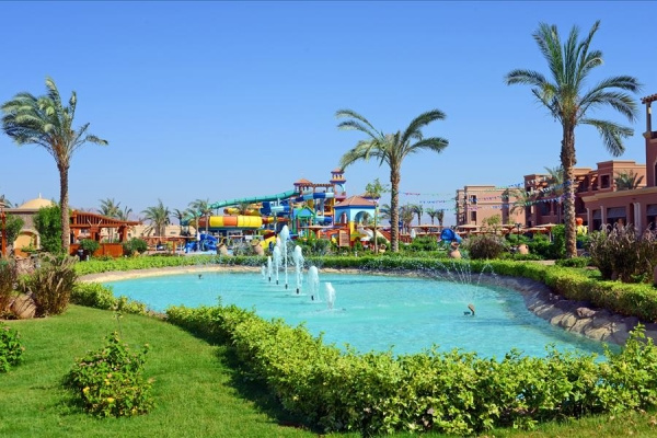 Charmillion Club Aqua Park (ex.Sea Club) **** Sharm El Sheikh-i üdülés (8 nap)