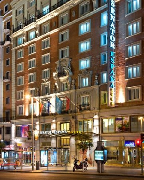 Senator Gran Via 70 Spa **** - Madrid