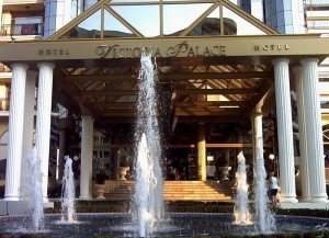 Napospart-Hotel Victoria Palace (Busz) ****