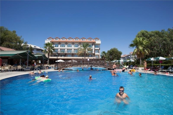 Seher Resort & Spa Hotel *****