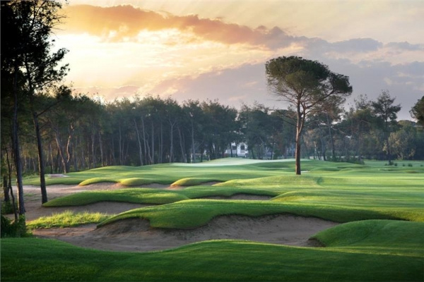 Maxx Royal Belek Golf Resort *****