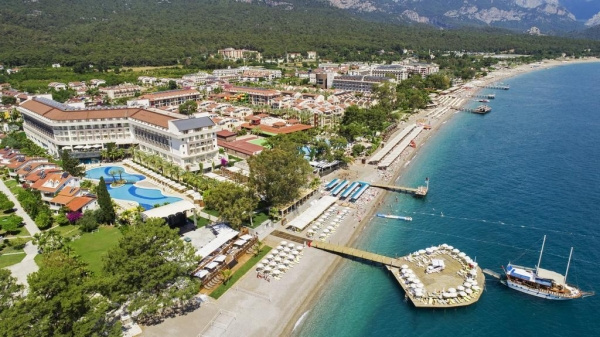 Double Tree By Hilton Kemer *****
