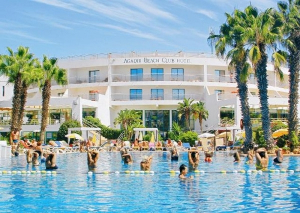 LTI Agadir Beach Club Hotel ****