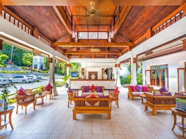 Hotel Panwa Boutique Beach Resort ****