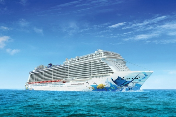 Norwegian Escape - Kanada és New England (Hajó)