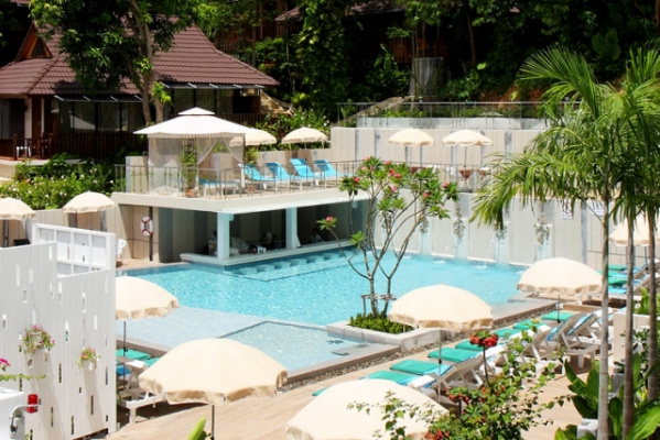 Phuket - Peach Hill Resort ****   (Repülő) ****